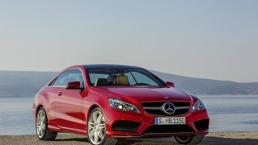 2017 Mercedes E-Class Coupe & Convertible to be larger & more dramatic - report