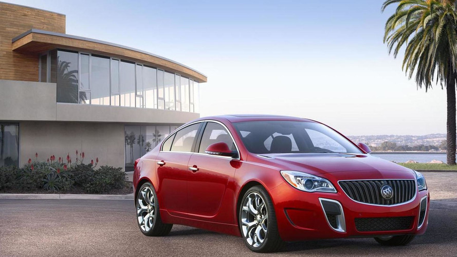 2014 Buick Regal facelift revealed, previews the updated Opel Insignia