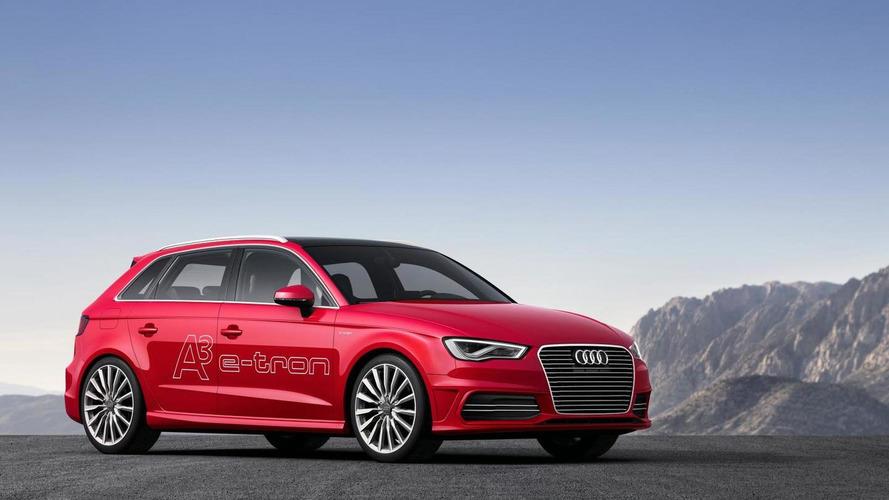 2018 Audi A3 E-Tron Gets $600 Price Bump, New Wheels
