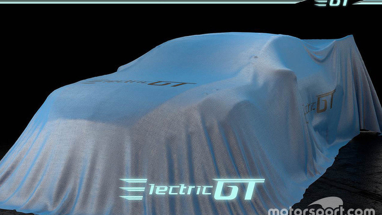 Electric GT under covers