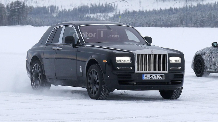 Rolls-Royce Cullinan to reject SUV type in favor of HSV
