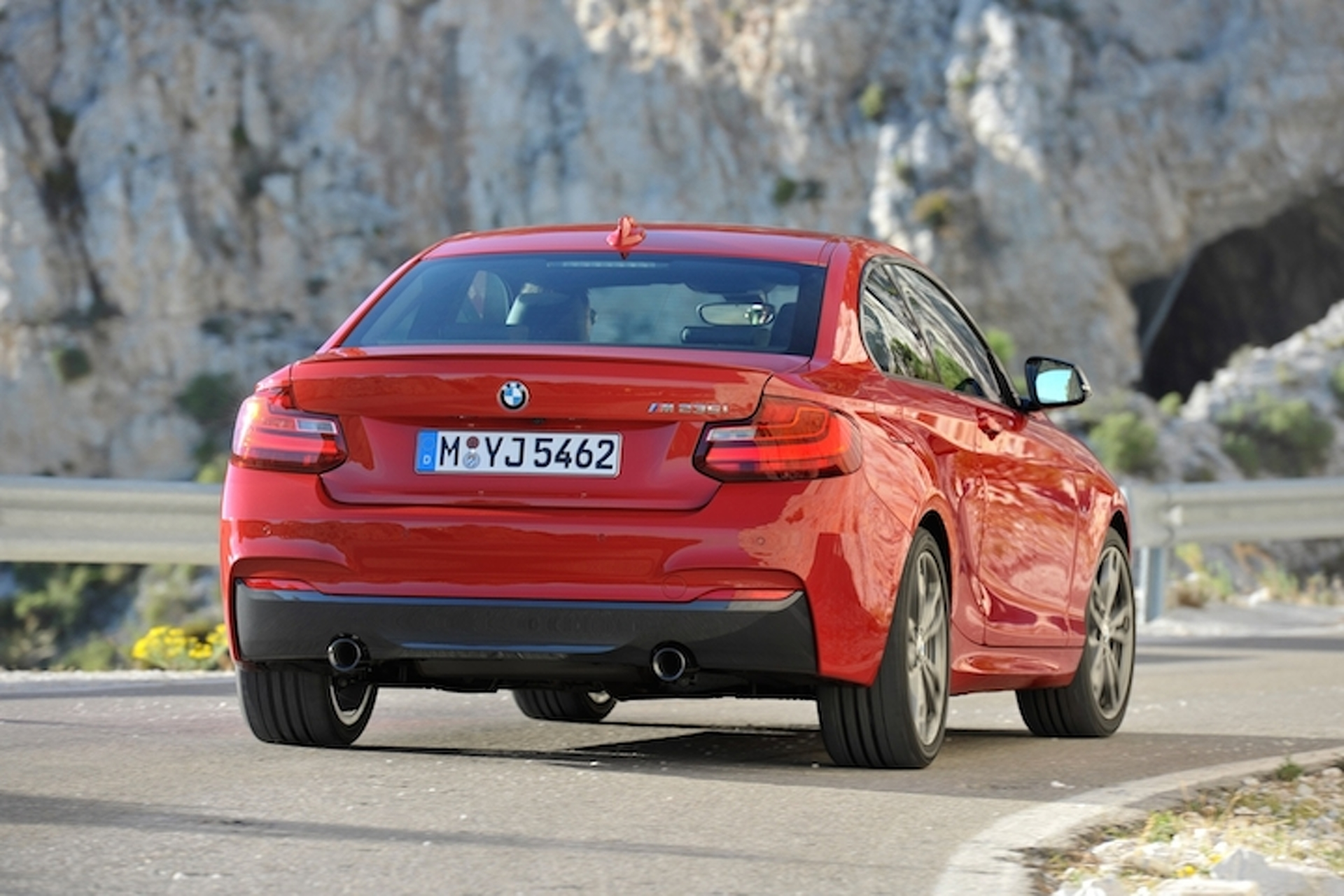 BMW Reportedly Working On M2 With 375 Horsepower