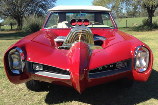 Auction Car of the Week: Monkeemobile Replica