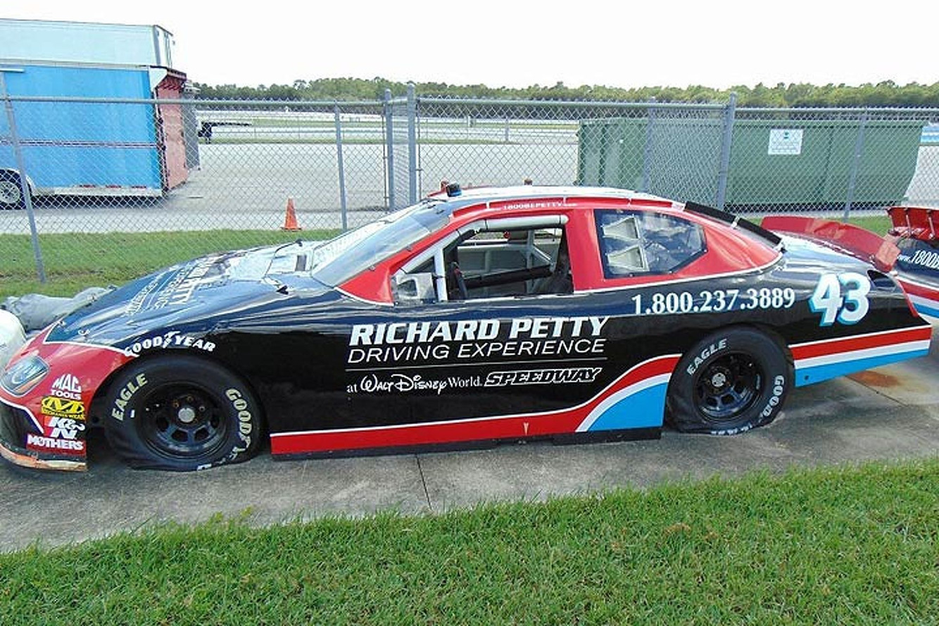 These Old Disney World Racecars Need to Find a New Home