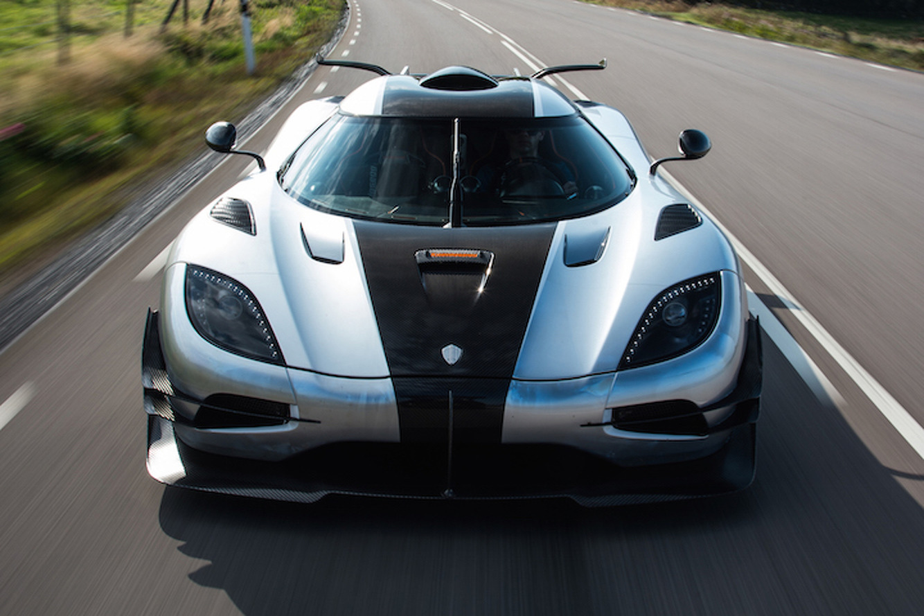 5 of the Fastest Cars on the Planet