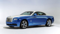 Rolls-Royce Nautical Wraith pays tribute to classic racing yachts