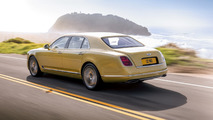 2017 Bentley Mulsanne Speed facelift