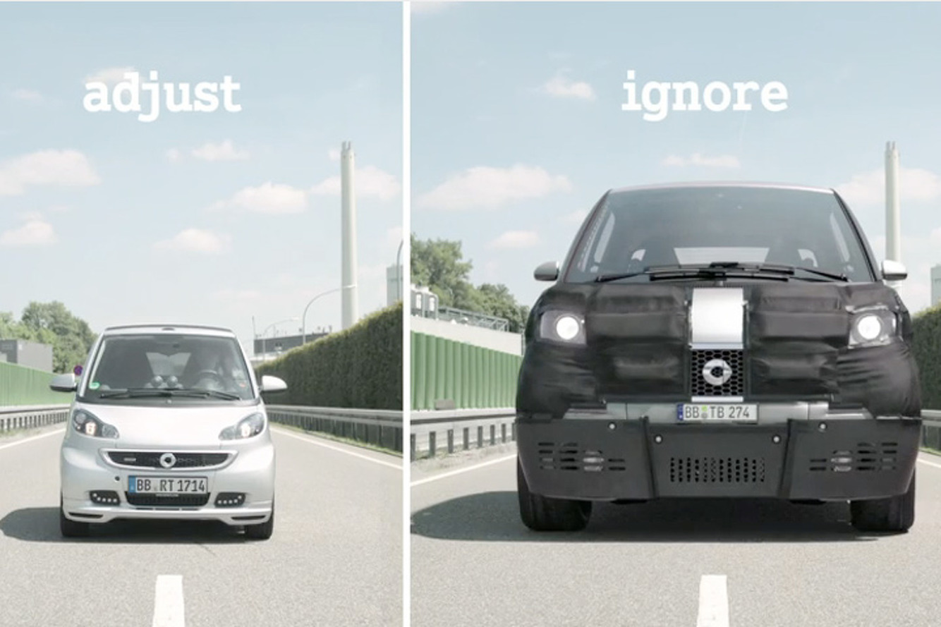 Smart Reveals its 'Big' Plans for the Fortwo [w/Videos]