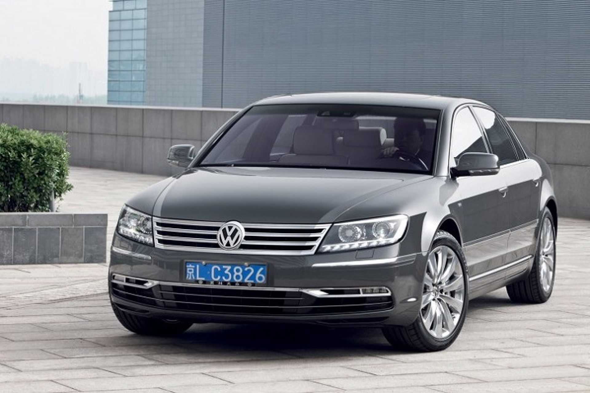 The Phaeton Returns: Volkswagen Will Price it at $70K