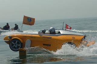 The World's Wildest Aquatic Automobiles