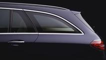 2017 Mercedes E-Class Estate teased