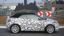 Range Rover Evoque Cabrio spy phot