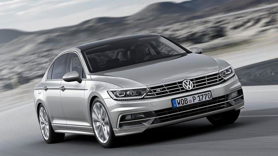New Volkswagen Passat UK pricing announced