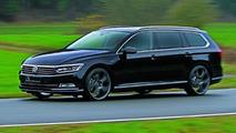 2015 Volkswagen Passat 2.0 BiTDI tuned to 300 HP and 630 Nm by B&B