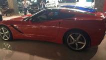 2014 Chevrolet Corvette in China