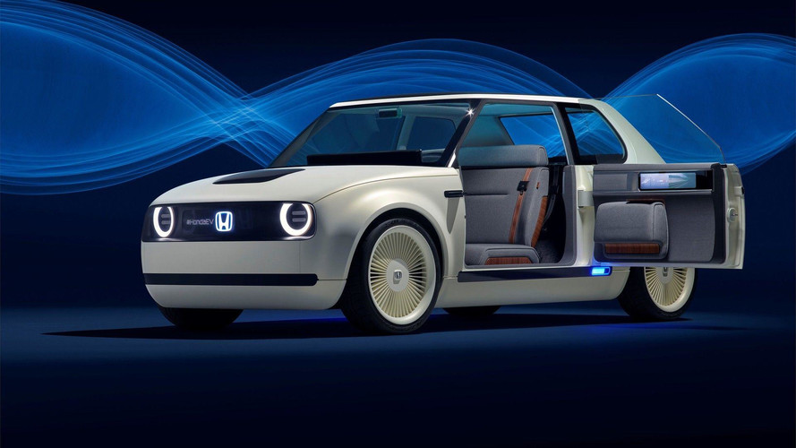 9 Cars (And A Toy) That Inspired The Honda Urban EV Concept
