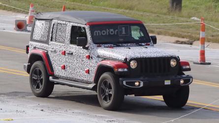 2018 Jeep Wrangler dokümanları internete sızdı