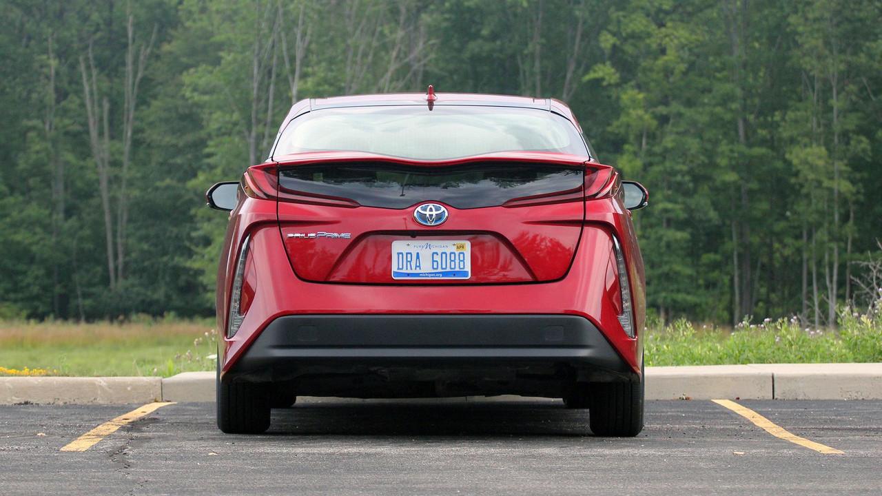 Fantastic 2017 Toyota Prius Prime Review Photo