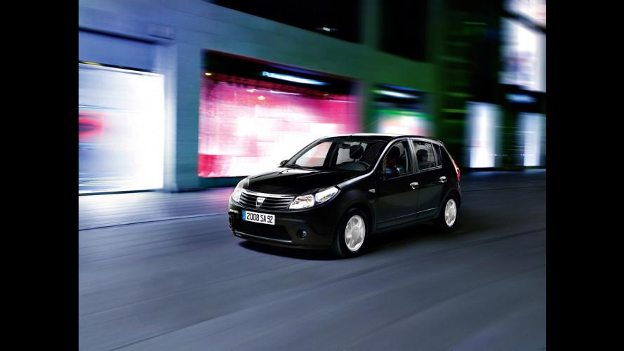 A settembre la Dacia Sandero