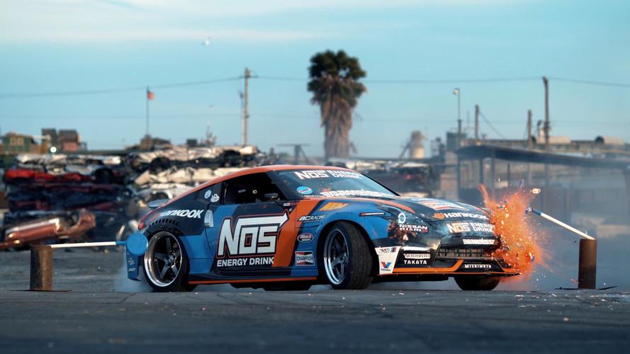 VIDÉO - Une époustouflante session de drift avec une Nissan 370Z