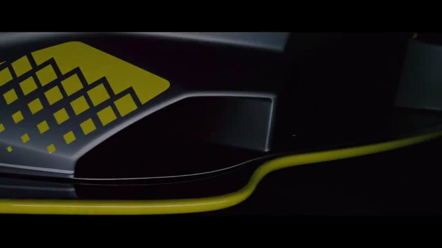 Lamborghini Huracan Race Car Teased Ahead Of Imminent Reveal