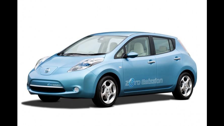 Nissan si allea con General Electric