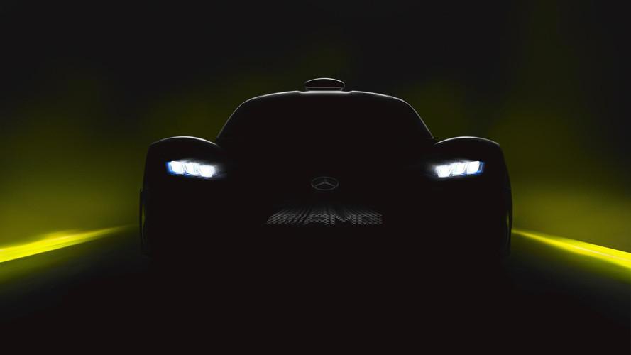 Superesportivo da Mercedes passará dos 350 km/h