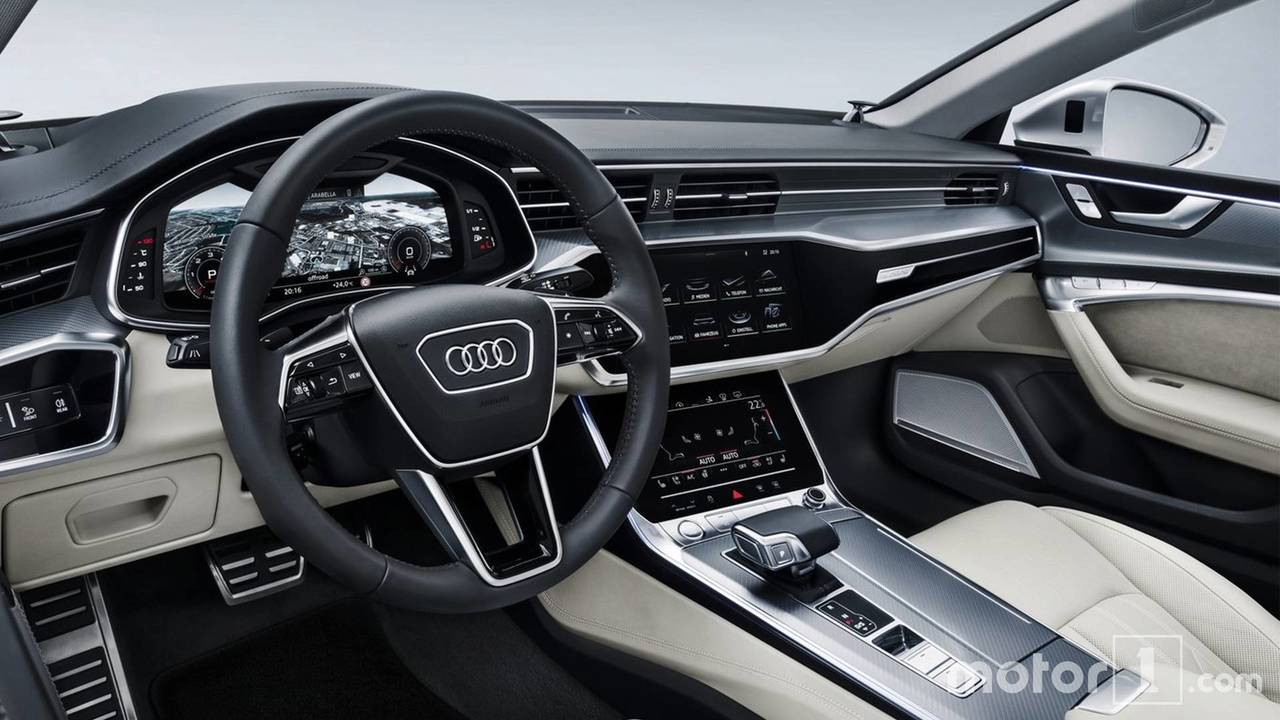 2018 audi a7 vs 2015 audi a7 photos. Black Bedroom Furniture Sets. Home Design Ideas