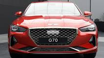 2018 Genesis G70 (test)