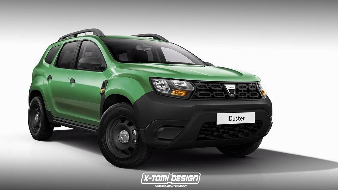 2018 dacia duster pickup gt three door basic versions for Interieur duster 2018