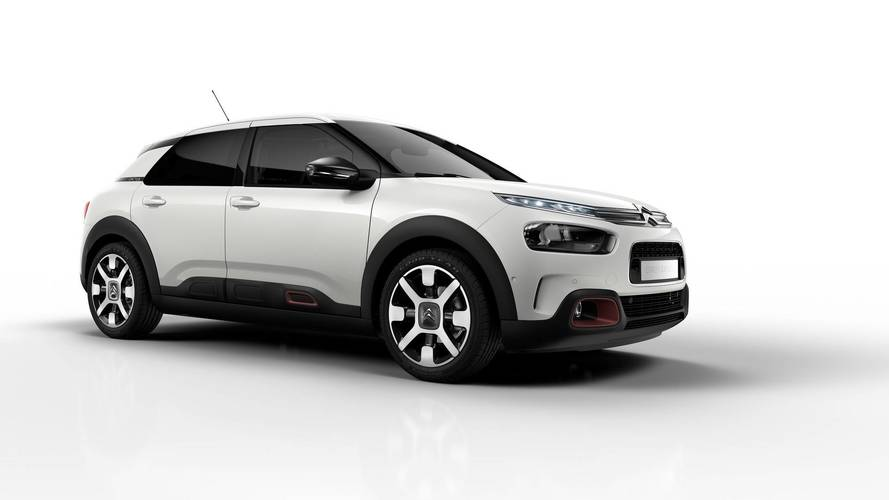 citroen c4 cactus ditches unconventional styling for 2018. Black Bedroom Furniture Sets. Home Design Ideas