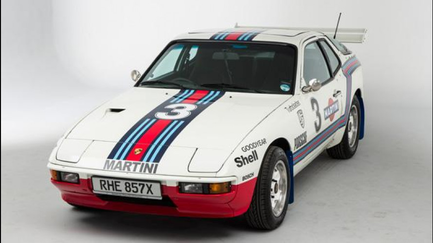 Una Porsche 924 in regalo con un SMS