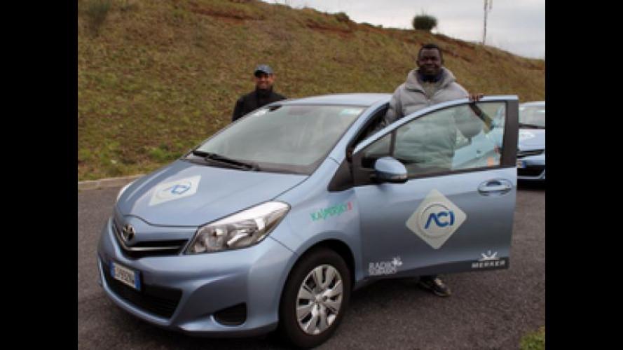 Sicurezza stradale, Aci organizza corsi di guida sicura gratuiti per stranieri