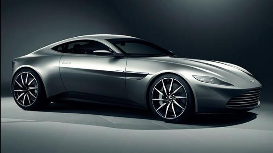 Aston Martin DB10, la nuova supercar di James Bond