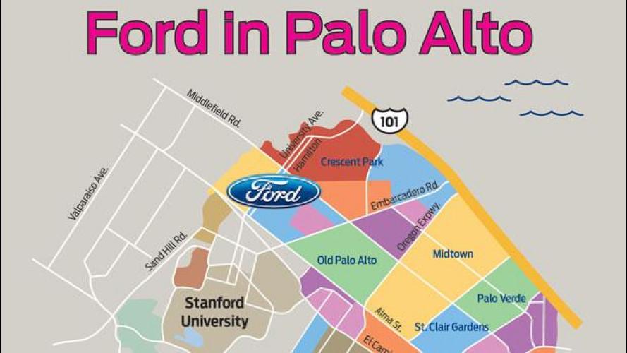 Le idee di Ford per il futuro nasceranno al Silicon Valley Lab (SVL)