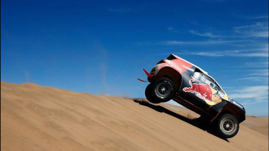 Dakar 2015, quarta tappa amara per le Peugeot