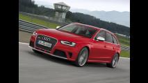 Nuova Audi RS 4 Avant