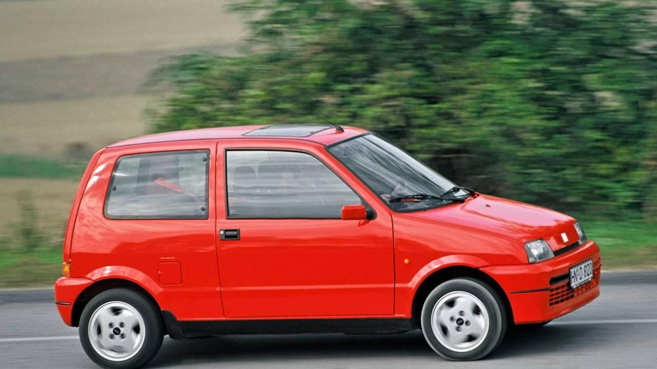 Fiat Cinquecento Sporting 1994