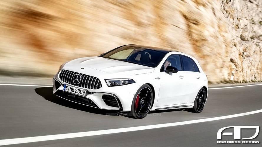2019 Mercedes A-Serisi Tasarım Yorumu