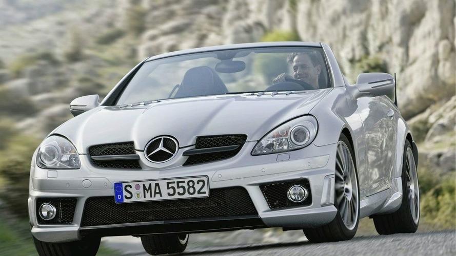 Mercedes SLK Facelift: In Depth