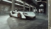 McLaren 570S Spider Tuned By Novitec