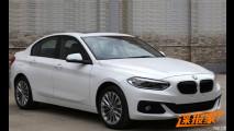 BMW Serie 1 Sedan, il modello definitivo