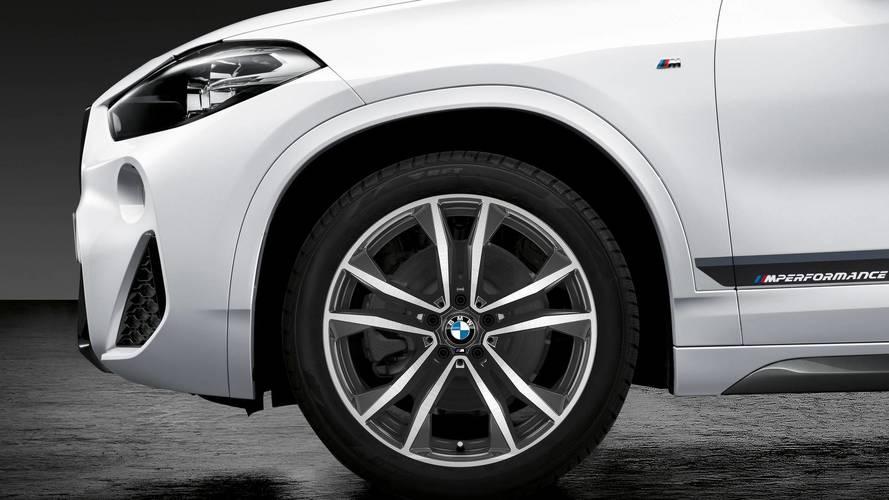 BMW X2, X3, X4 M Performance Parçaları