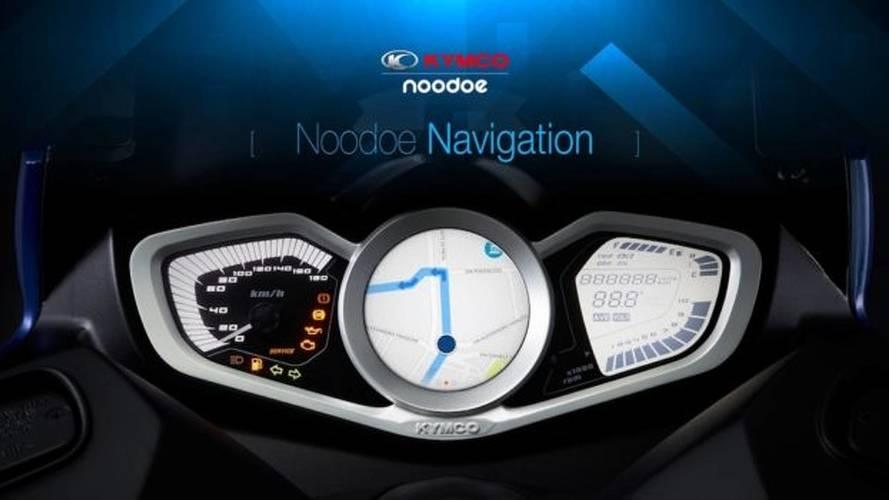 KYMCO  'Noodoe Navigation'