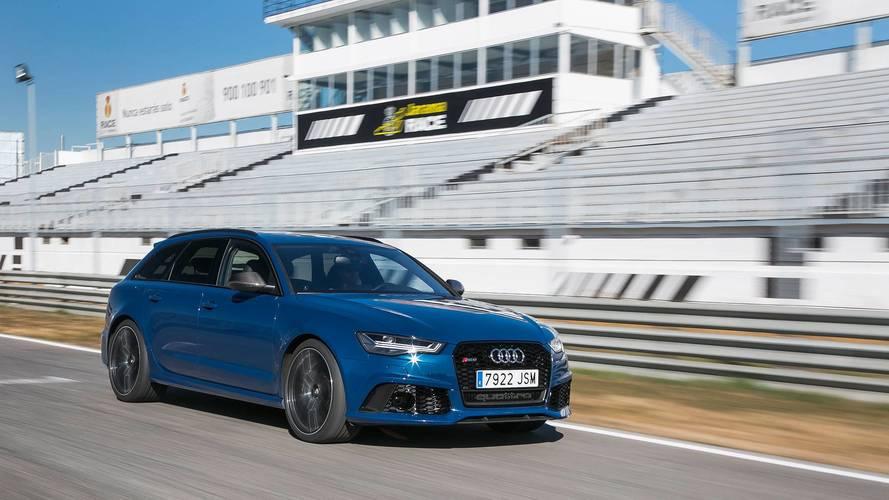 Prueba Audi RS 6 Avant performance 2018