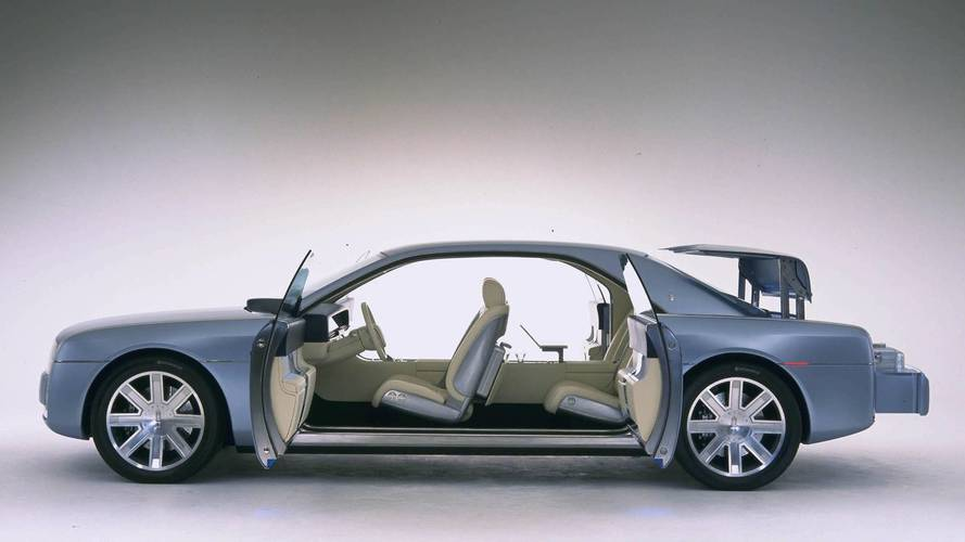 Lincoln Continental Adding Suicide Doors In Future Version