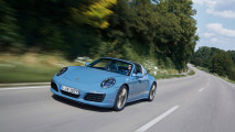 "Porsche 911 Targa 4S Exclusive Design, omaggio ai ""Seventies"""