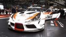 Toyota GR Supra Racing Concept - 2018 Cenevre Otomobil Fuarı