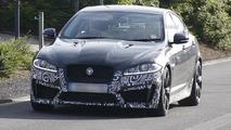 2013 Jaguar XFR-S spy photo 24.8.2012