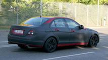 SPY PHOTOS: Mercedes C-Class sedan